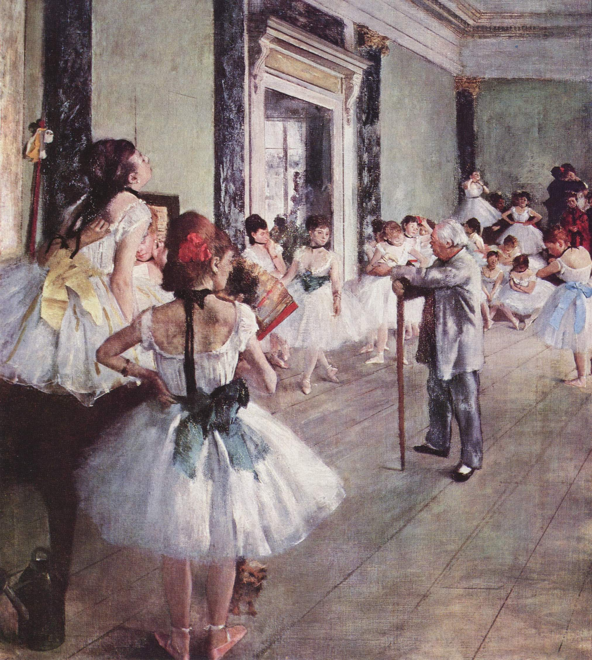 Edgar Germain Hilaire Degas 0211